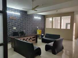Sharing Office Furnished Rent per work station