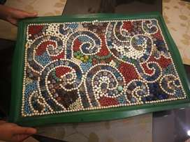Pearl table top