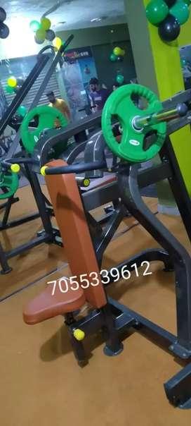 Ricky gym machines