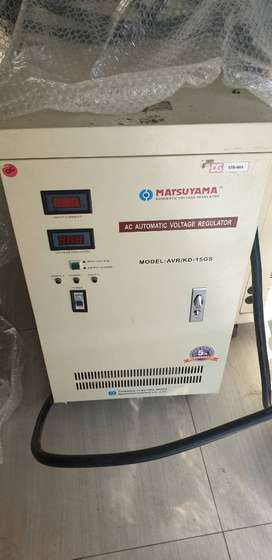 Stabilizer Matsuyama 15KVA