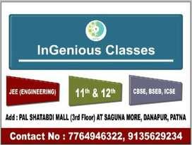 InGenious Classes - Patna