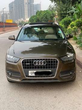 Audi Q3 2.0 TDI quattro Premium, 2013, Diesel