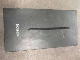 Samsung Note 10plus 12GB 256GB