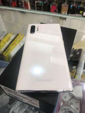Diwali offer Samsung note 10 plus 256 GB excellent condition white Col