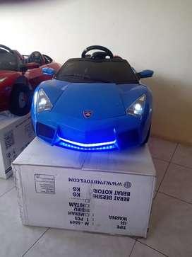 Mobil mainan pake aki/hh#