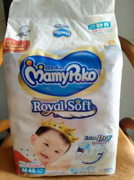 Popok Mamy Poko Royal Soft