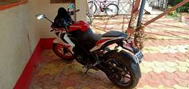 Bike is in new condition