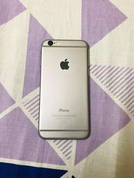 Very good condition iphone 6 for sale
