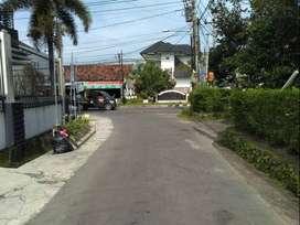 Tanah Pekarangan di Barat Pasar Banteng, Sangat Strategis, Area Utara