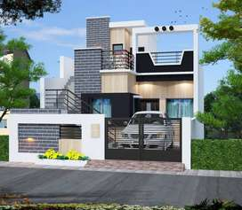 3 BHK Spacious Makaan for Sell with Bank Finance in Govt Approved Proj