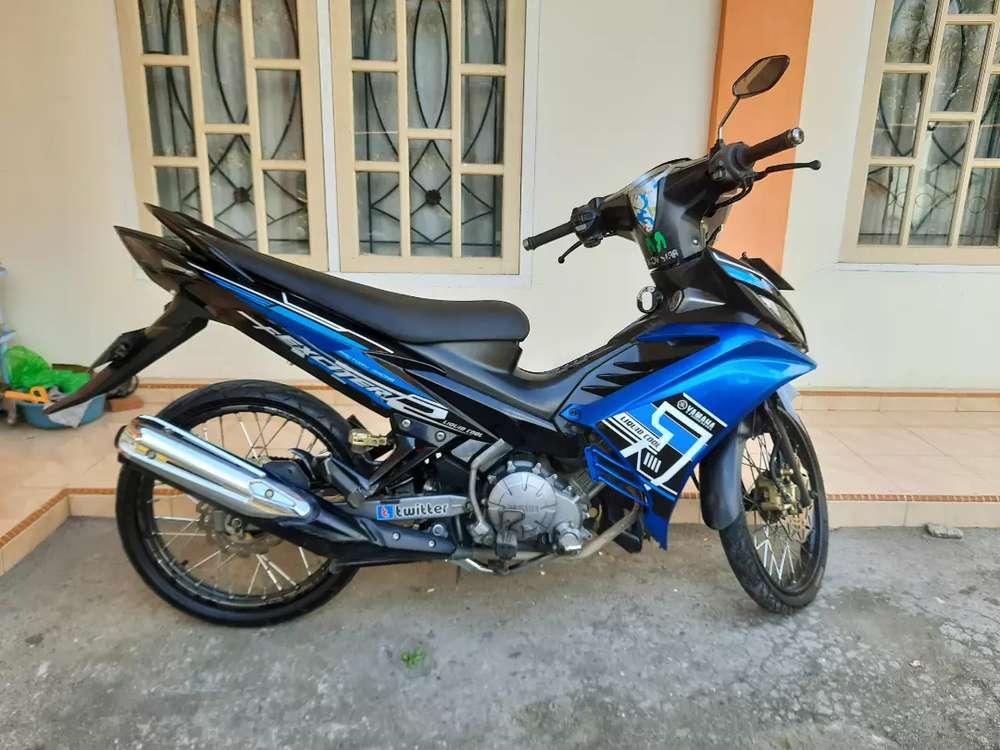 Yamaha New Jupiter MX