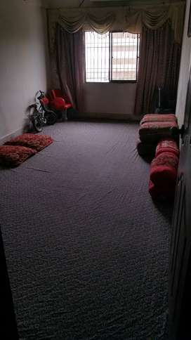 Flat for rent front of abbasi shaheed hospital.