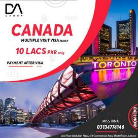 GET SETTLED IN CANADA WITH FAMILY