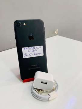 IPHONE 7-128GB BLACK COLOUR EXCELLENT WORKING CONDITION GOOD