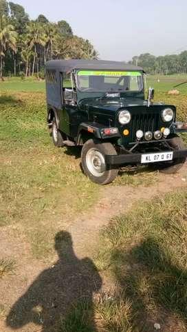 Mahindra jeep 2 wheel drive