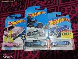 Hotwheels Toy 4 pieces