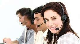 No Charges Tele calling executive direct job