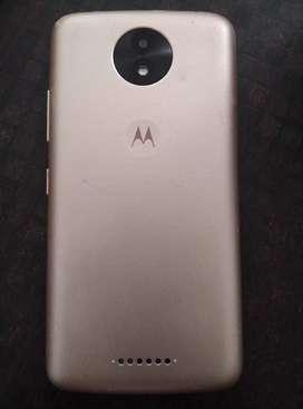Motorola phone  C plus 16 gb