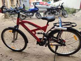 Brand new cycle cost 5,500/-
