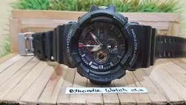 casio g-shock gac 100 - 1a dark grey colours
