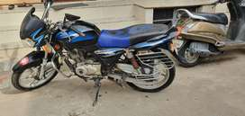 Bajaj Discover 125cc condition good 45,000km