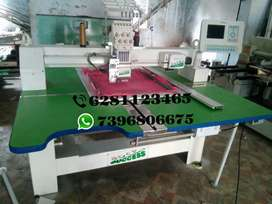 New embroidery machine for sale