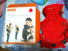 Stokke my carrier - gendongan bayi 3 in 1