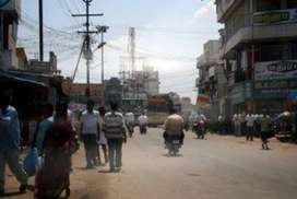 Land for sale, well developed area, just rs.600/sq little negotiable