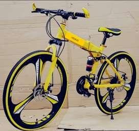 Folding cycle 21  gear