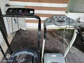 2 Electric Trademill for sell