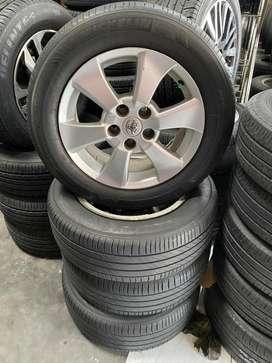Oem Alphard R16 Ban Michelin Ccok Innova,Camry,Grandis dll