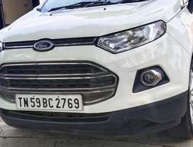 Ford Ecosport 2013-2015 1.0 Ecoboost Titanium Optional, 2013, Diesel