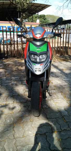 Apriliya sr 150 race