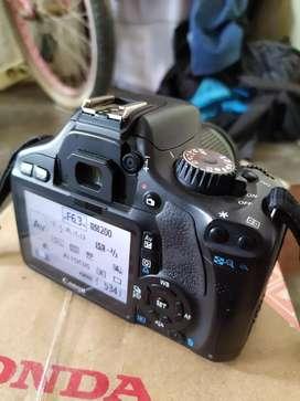 Canon 550d lensa 18-55