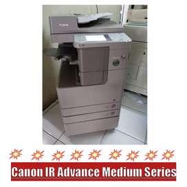 Mesin Fotocopy Canon Bisa untuk Print Scan Warna Mirah Free Paket