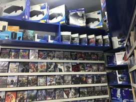 PS4 Used New Game Console Controller exchange Rental Service Karachi