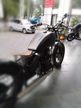 Yamaha Scorpio 2009