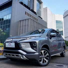 MITSUBISHI XPANDER ULTIMATE AT 2018 GREY ON BEIGE