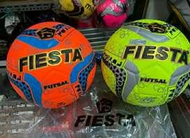 Bola Futsal Fiesta Original Motif Batik