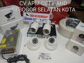 Cctv cv apm AHD NEW_=BOGOR SELATAN-KOTA=-2 kamera_4ch