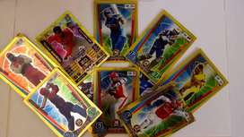 Super Special Cricket Attax Trading Card Collection