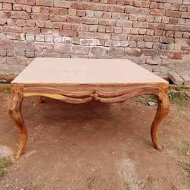 """Center Table 3""""by3"""" Wholesale rate Cori"""