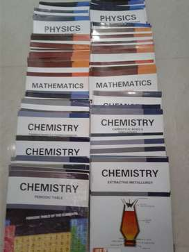Study materials for IIT JEE