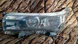 Headlight corolla 2016 left side headlight