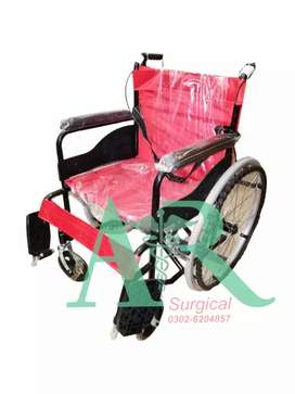 Brand New Wheel Chair old Age person