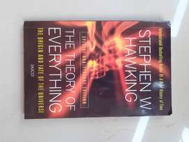 STEPHEN W HAWKING: The Theory Of Everything