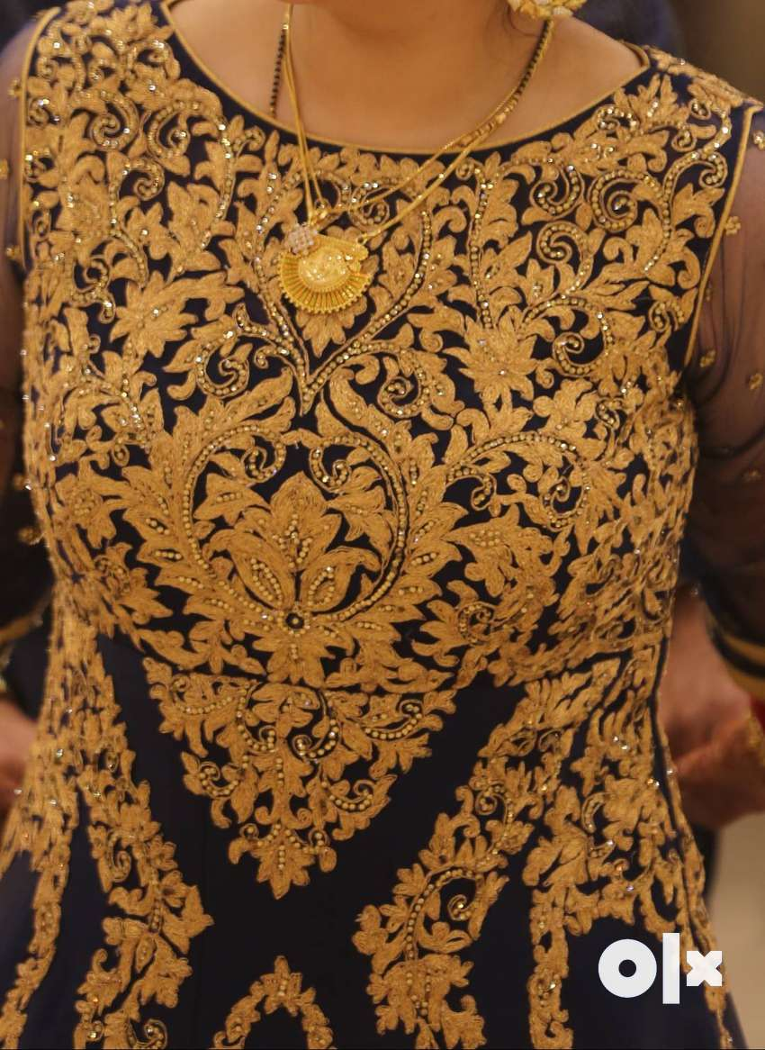 Bombay Selection Finest quality Reception Gown 0
