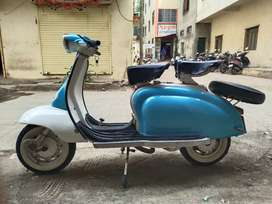 Lambretta Li150