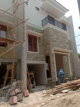 Rumah cluster baru harga bersahabat