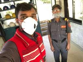Metro Site Security Guard